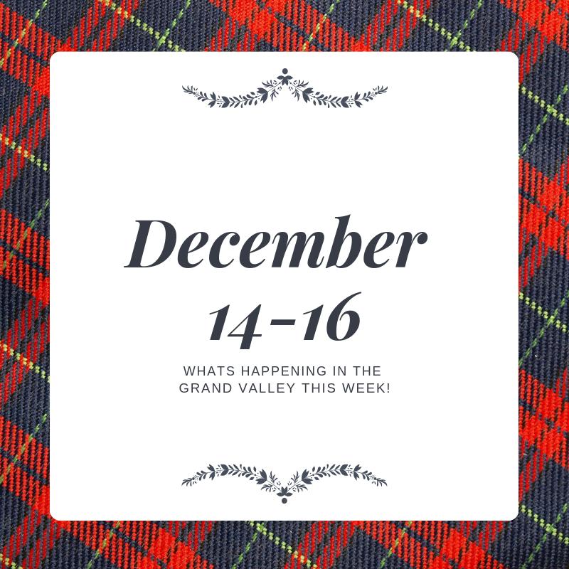Dec 14-16 Grand Junction Events