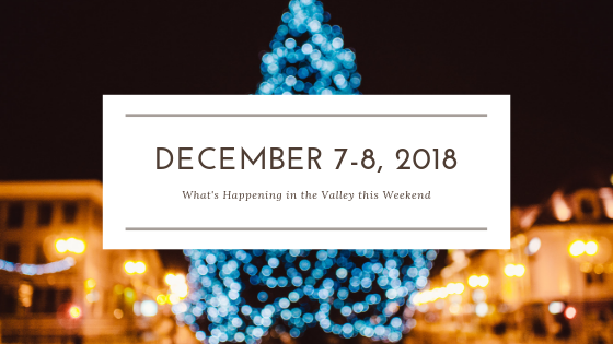 What's Happening in Grand Junction Dec 7-8 2018