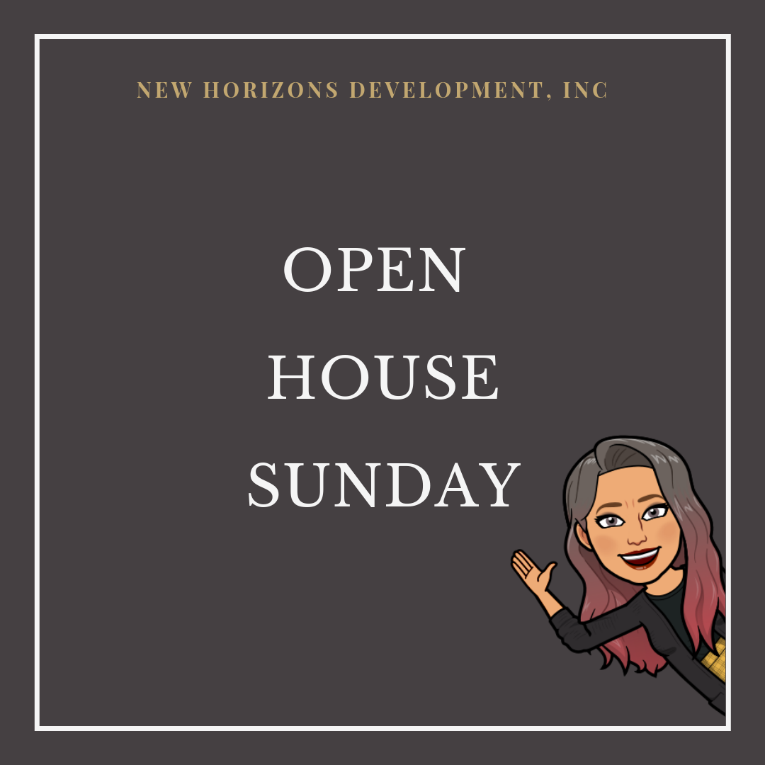 Open House Sunday!