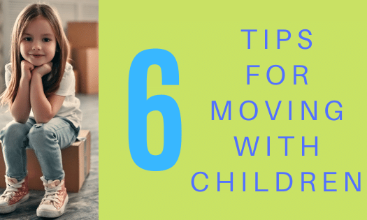 6 Tips for Moving With Children
