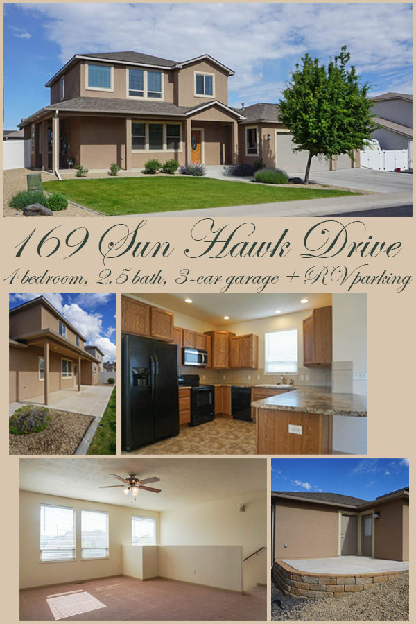 169 Sun Hawk Drive Grand Junction CO