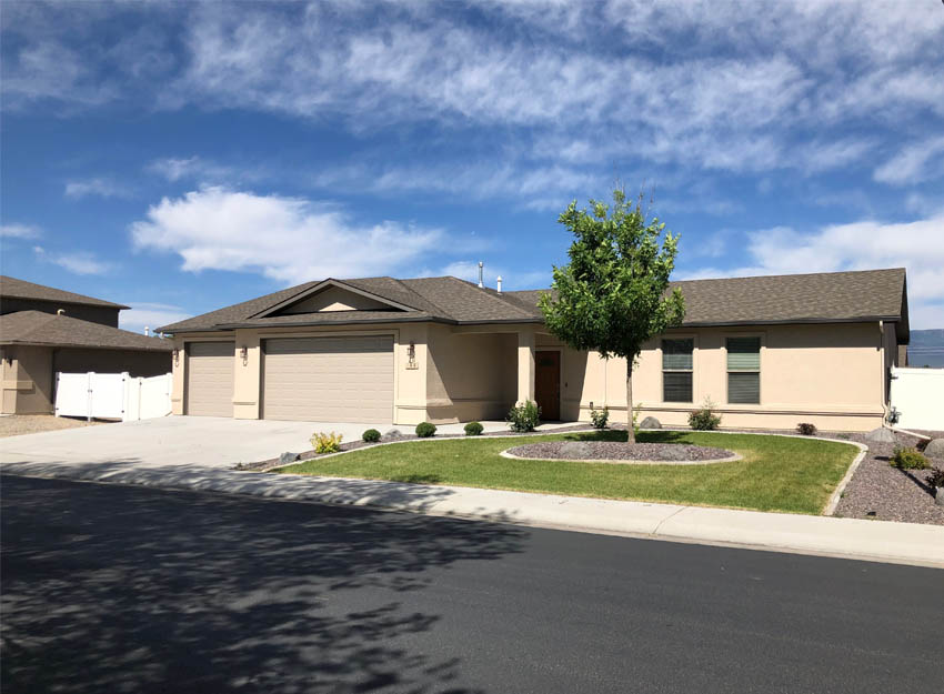 188 Night Hawk Drive, Grand Junction, CO, 4 bedroom, 3 bath home with 3-car garage + RV parking