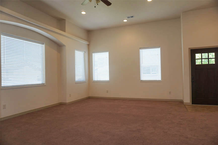 Formal living room of 2997 Black Hawk Way