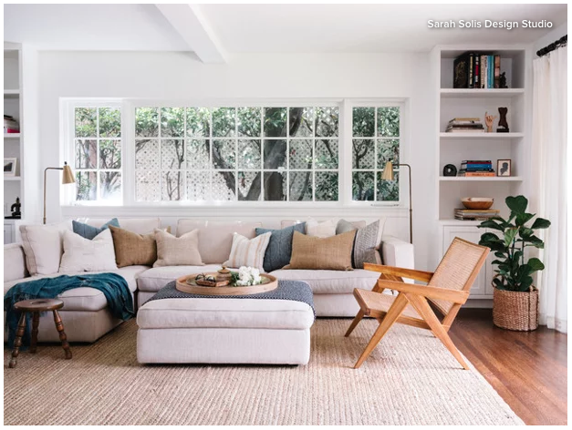 How do you declutter your home when your family isn't on board? Here are some tips from Houzz.com!