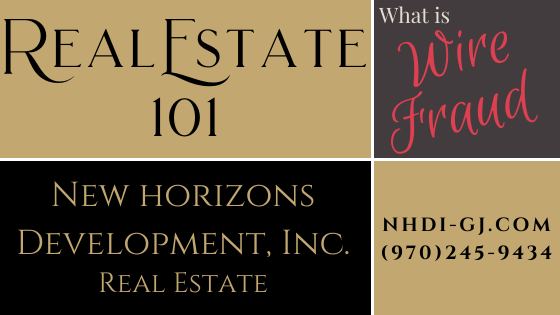Real Estate 101 - What is Wire Fraud, & how you can protect yourself