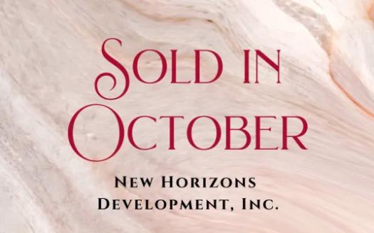 Properties sold in October 2019