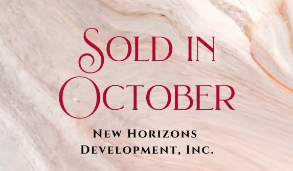Properties sold in October 2019