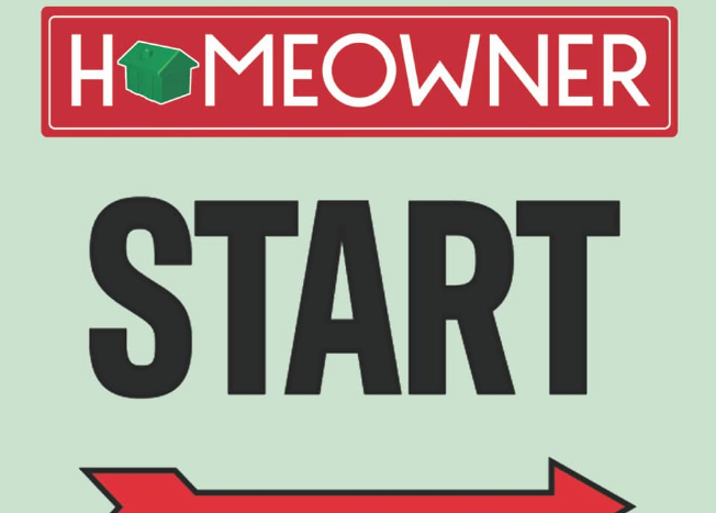 Start Homeowner Monopoly