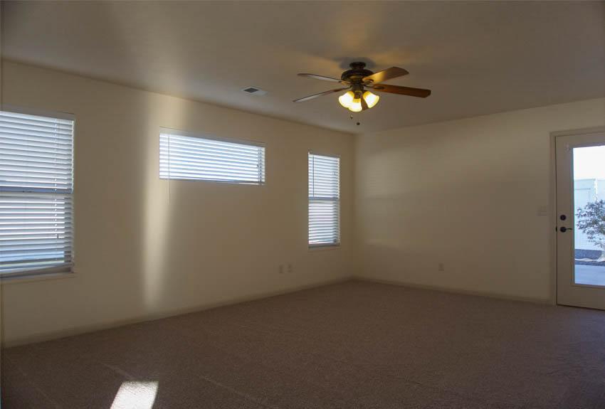 Master bedroom of 187 Winter Hawk Drive