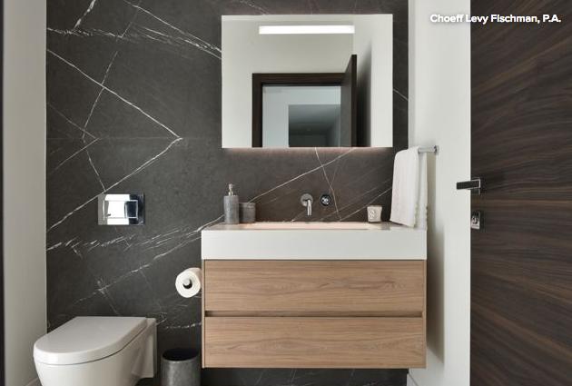Powder Room Half Bath Guidelines