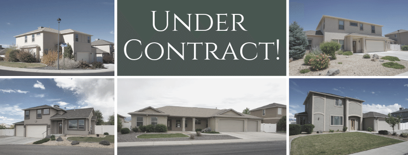 Homes under contract in Hawks Nest Subdivision