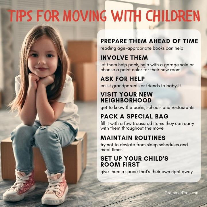 Moving with Children