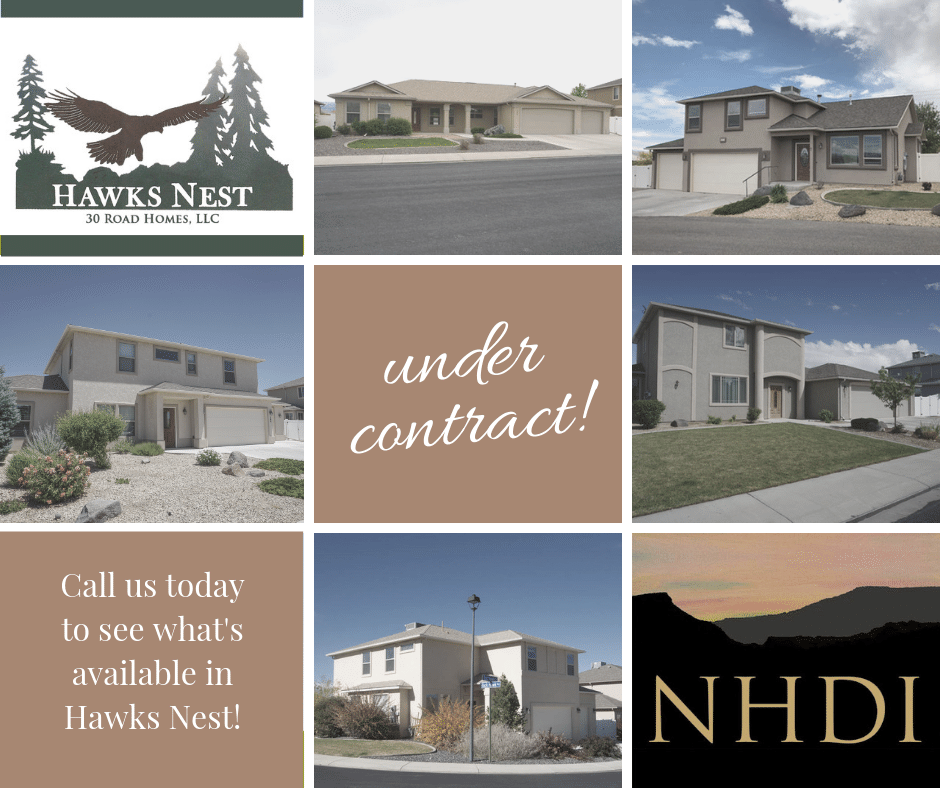 Homes Under Contract in Hawks Nest