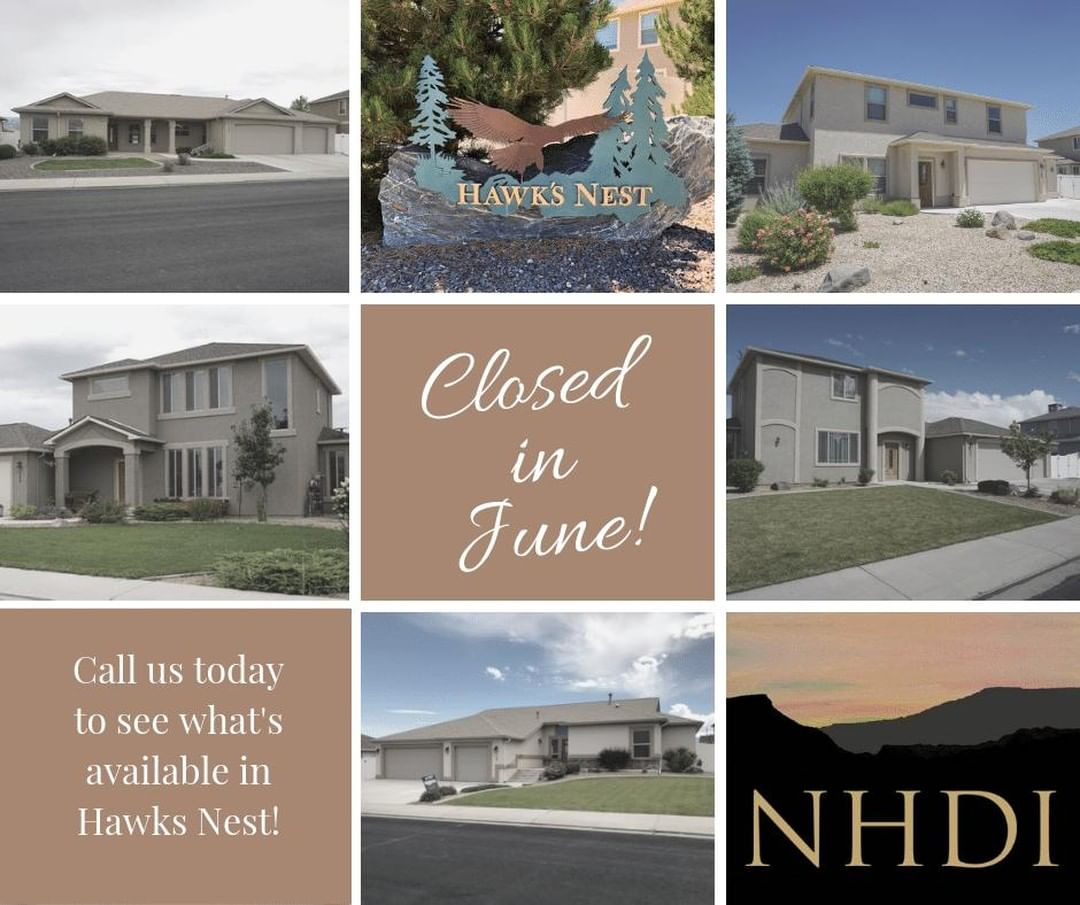 Homes in Hawks Nest Subdivision that closed in June, 2019