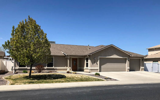 183 Winter Hawk Drive, a 4 bedroom, 2 bath home with a 3 car garage and RV parking.